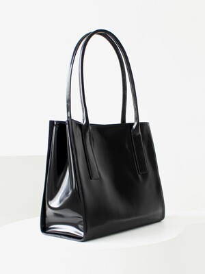 CLASSIC SHOPPER BAG_BLACK