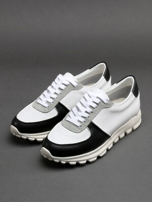 [MEN] Sneakers_Dennis FDA211-WH