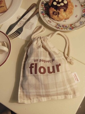 daily-recipe pouch lait / flour
