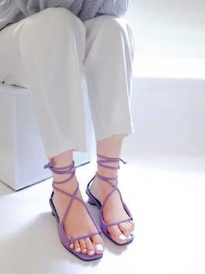Strap Open Sandals Hill