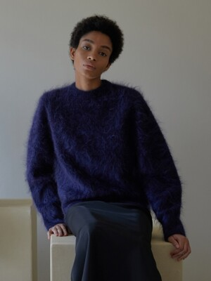 SOFIA SWEATER (VIOLET NAVY)