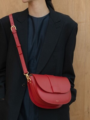 Saddle bag (Red)