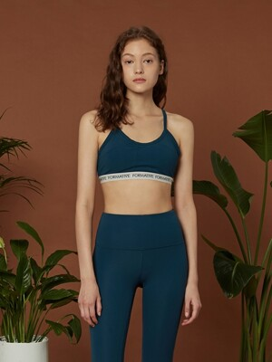 Kate Active Bra - Moroccan Teal (FM001BT)