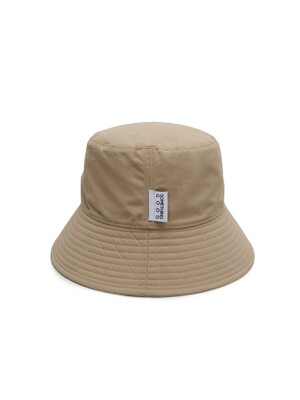 STG Reversible Bucket Hat_WHITE SOLID X BEIGE SOLID