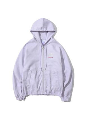 HOODED WORK JACKET [LIGHT PURPLE]