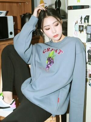 GREAT CREWNECK - 8 COLORS