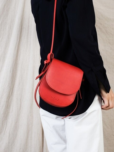 lung bag red