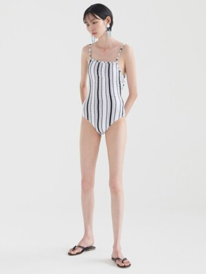 Pure One-piece - Stripe