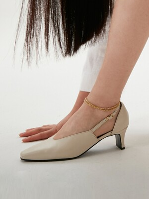 Side Pointed Pumps_CBPM57_IVORY