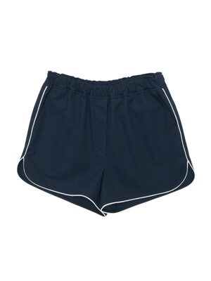 Lux Shorts (Navy)