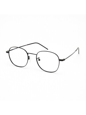 LECERO GLASSES (BLACK)