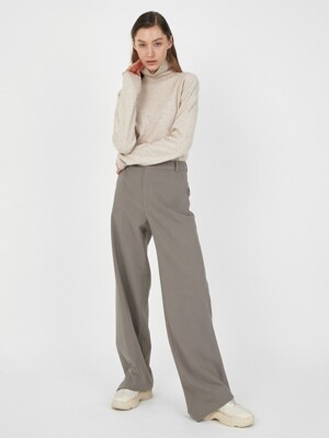 MINIMAL WIDE SLACKS