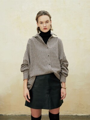 Margaret wool-shirts