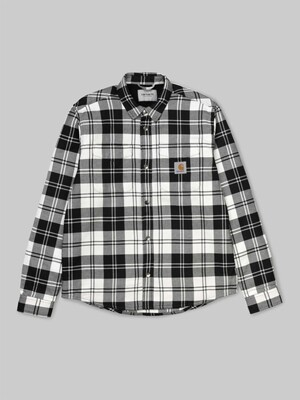 PULFORD SHIRT JACKET_PULFORD CHECK/WAX