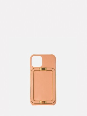 IPHONE 11PRO/11PRO MAX CASE LINEY SALMON