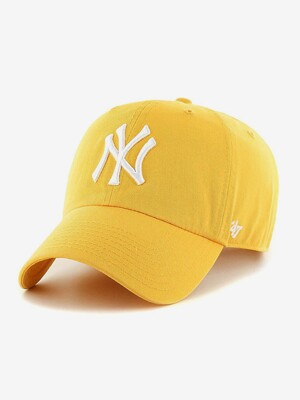 47Brand NY Big Logo Base Runner 47 CLEAN UP Yellow