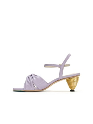 BRAID SANDAL VORTEX_LIGHT PURPLE