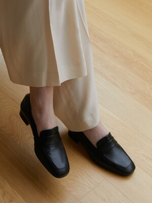 AILEEN LOAFER L-01BK(Black)