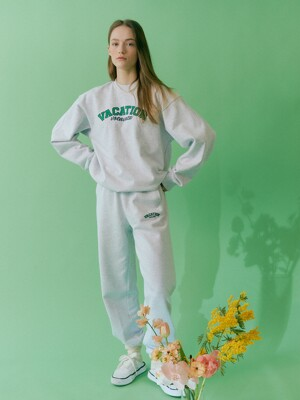 [SET] Vacation Sweatshirt + Vacation Jogger Sweatpants