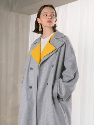 Double Flap Coat_MU
