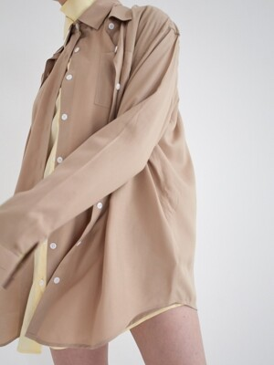 Four seasons shirt (Beige)