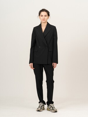 TAILORED VIRGIN WOOL JACKET (JTSJ115)