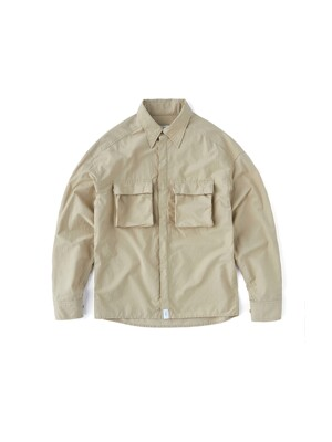 Mechanic LS Shirt (Khaki)