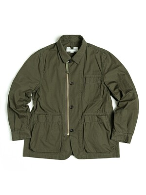 BATTLE FIELD JACKET / OLIVE