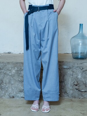 HL PANTS SKYBLUE