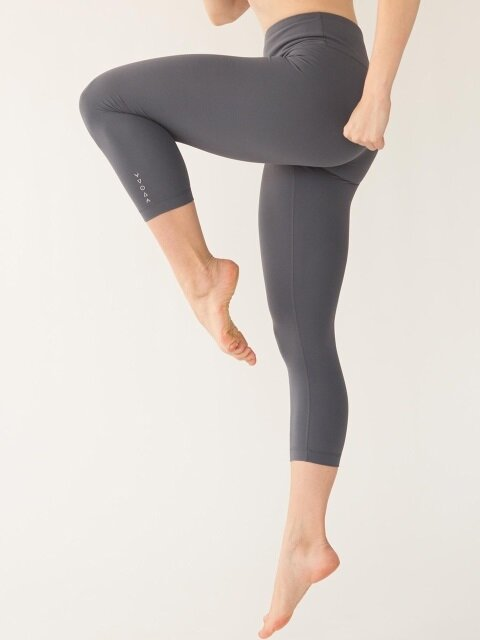Mia Capri Legging - Moon Shadow (FM002P)