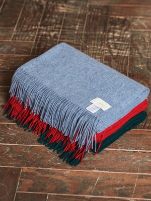 CRISTMAS WOOL MUFFLER (3COLOR)