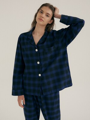 (w) Blue Hour Pajama Set