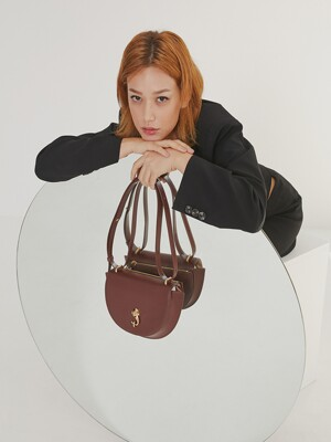 시티백 미듐 BB - CITY BAG Medium BB_ Cappuccino