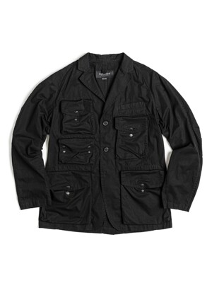 TREKKING JACKET / BLACK