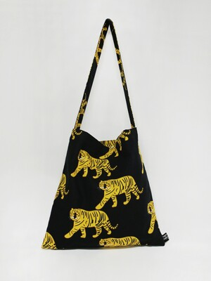 tiger black bag