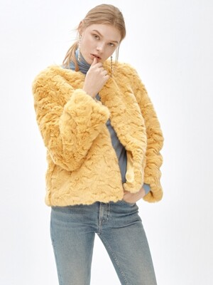 LIZ cocktail jacket [YELLOW]
