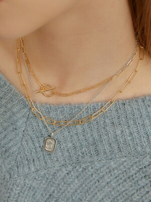 [단독][2SET] OG CCT P N + CHAIN N SET