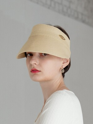 Villette Panama Hat (5color)