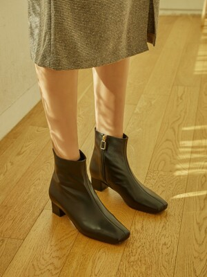 Mond ankle boots_black