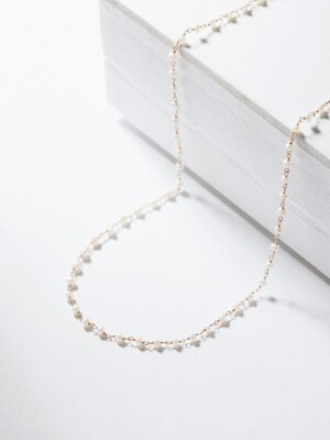 [14K] NAOMI SIMPLE NECKLACE