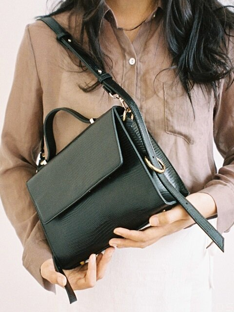 Oblong Bag-Black