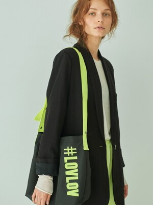 SPOTLIGHT BAG - Black