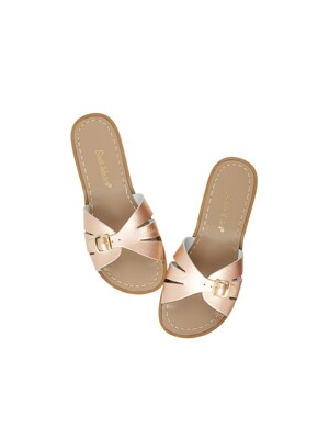 SALT WATER ADULT SLIDE PREMIUM ROSEGOLD