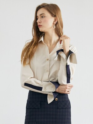 wide cuffs shirt IV