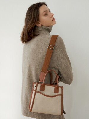 Classic Canvas Bag Small_2colors