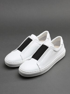 [MEN] Sneakers_Benny FDA309-WH