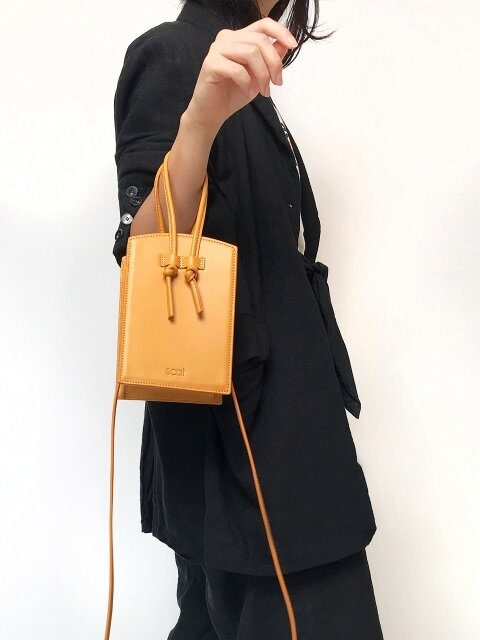 PEGGY BAG_MUSTARD