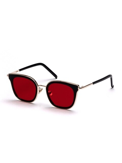 GALLANT SUNGLASSES (GOLD RED)