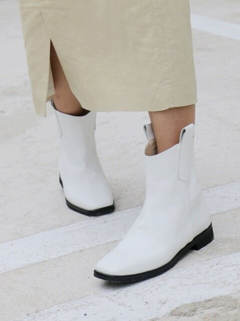 TAR BOOTS, WHITE