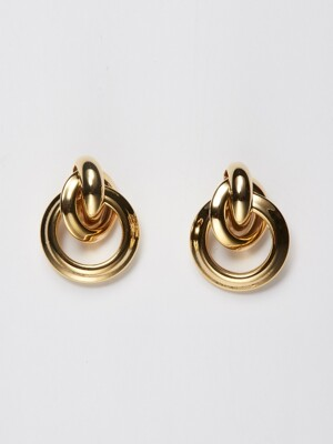 volume hook earring
